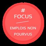 Focus emploi non pourvus