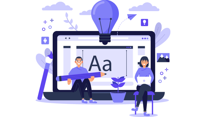 Formation création de contenu web